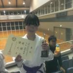 八尾市少年少女空手道選手権大会